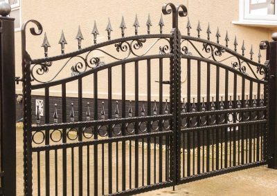 powder-coating-gate